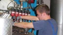 EPS BHKW GmbH Vertrieb Gasmotoren