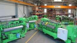 EPS BHKW GmbH Fachwerkstattleistungen